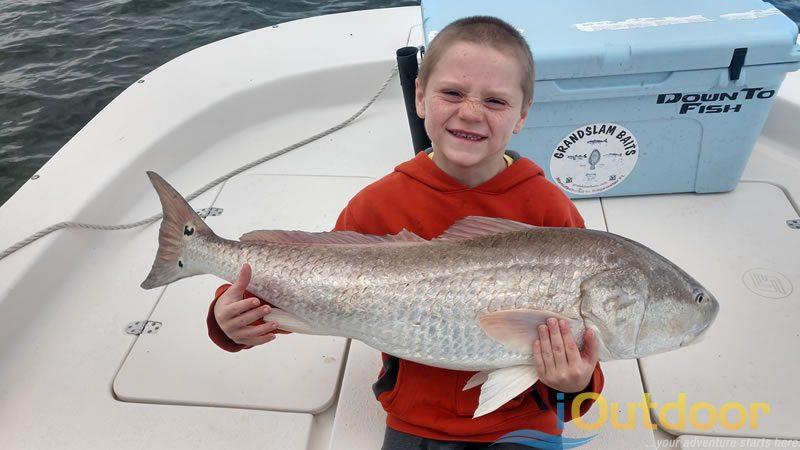 Family Inshore Fishing Experience 3