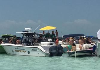 Ft Lauderdale Sandbar Cruise