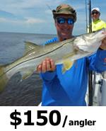 Naples Inshore Fishing Charter Options