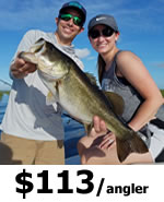 Bass Fishing Okeechobee City