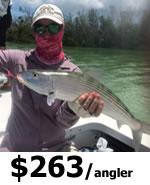 Marathon Backcountry Fishing