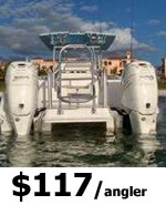 Cape Coral Boat Charters in Florida
