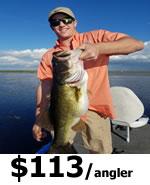 Fort Pierce Bass Fishing in Florida