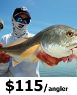 Apalachicola Inshore Fishing - Apalachicola Fishing charters
