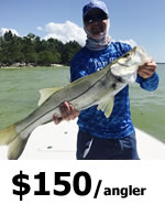 Cape Coral Inshore Fishing charters