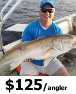 Inshore Fishing in Cocoa Beach Florida