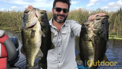 Florida Everglades Fishing Experience