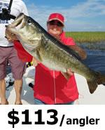 Jupiter Bass Fishing in Florida