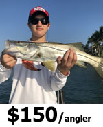 Jupiter Inshore Fishing in Florida