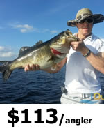 Melbourne Bass Fishing Charters