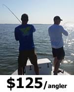 Mosquito Lagoon Fishing charters