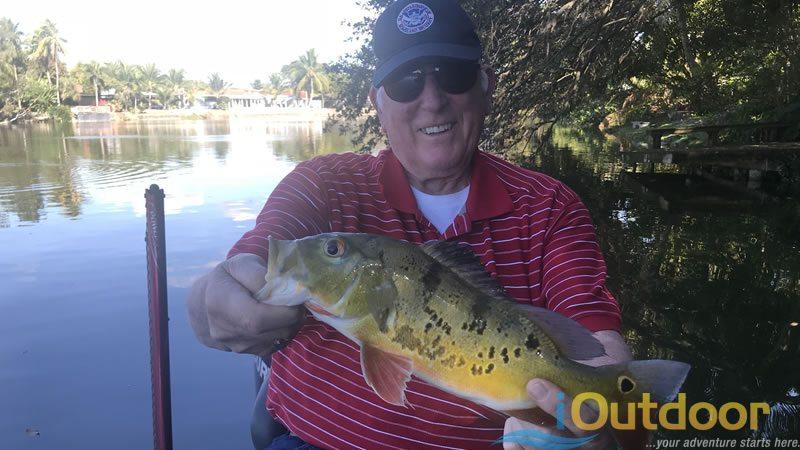 South Florida Bass Fishing 1