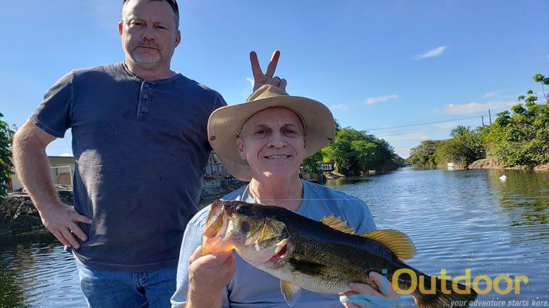 South Florida Bass Fishing 4