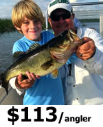 St Petersburg Bass Charters