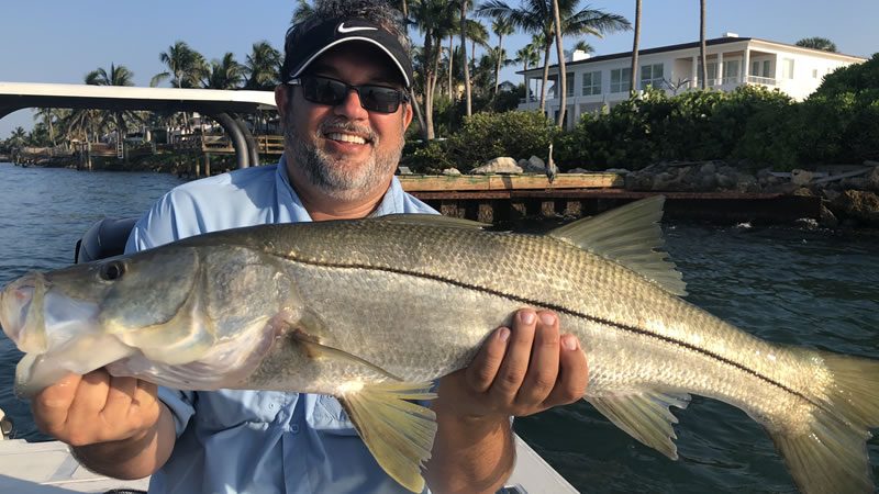Stuart Florida Fishing Report with Local Expert Captain Hunter Weston