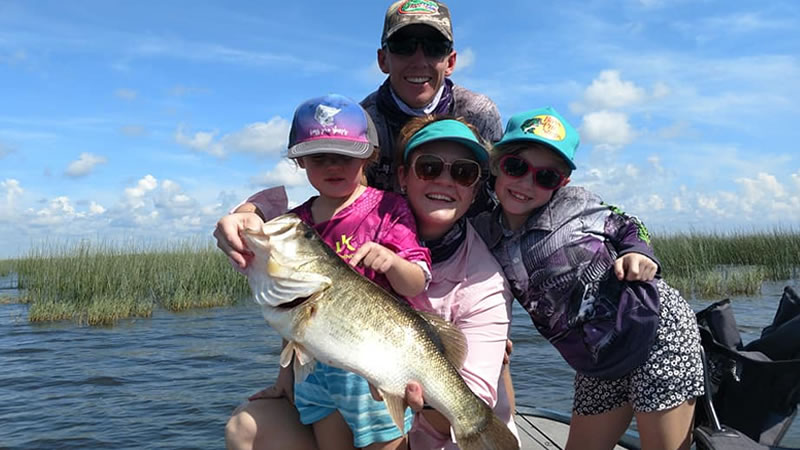 Best Bass Fishing in Florida