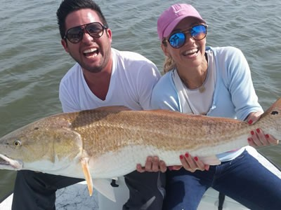 Redfish Fishing in Florida