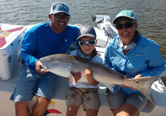 Fishing for redfish indian river lagoon system