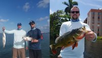 Family Miami Florida Fishing