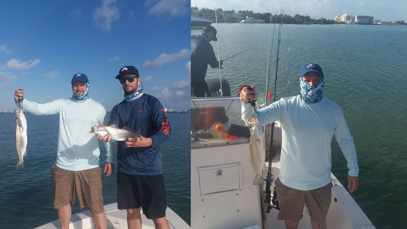 Family Miami Florida Fishing 1