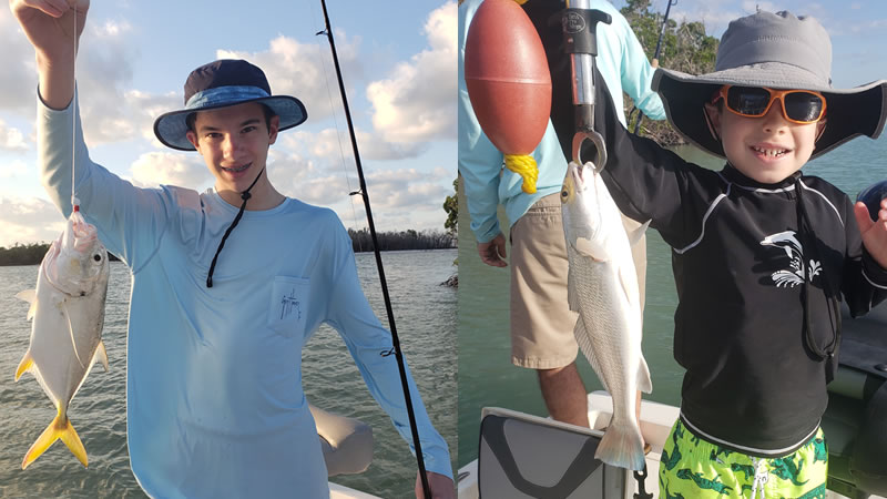 Marco Island Inshore Charters 2