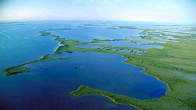 Bays in Florida