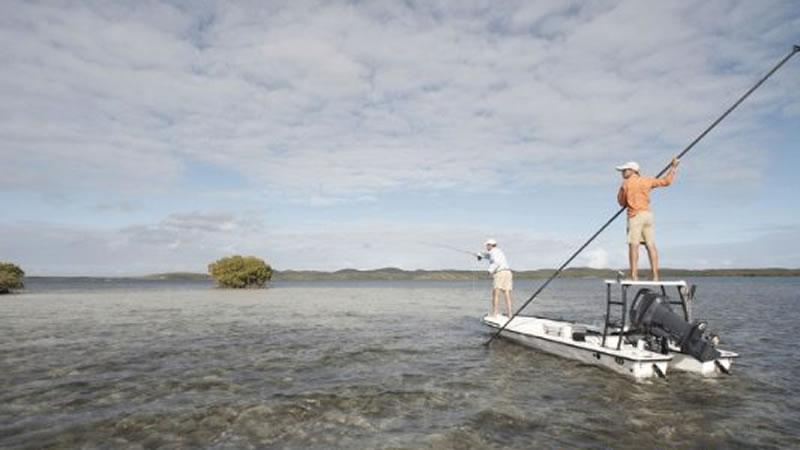 Saltwater Flats Fishing in Florida
