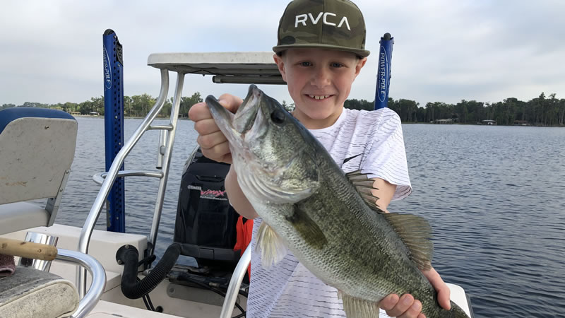 First Florida Bass Fishing 2