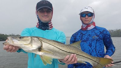 July Marco Island Fishing
