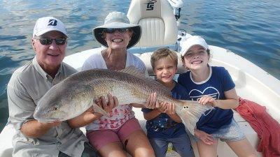 Summer New Smyrna Fishing