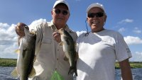 October Bass Fishing Report