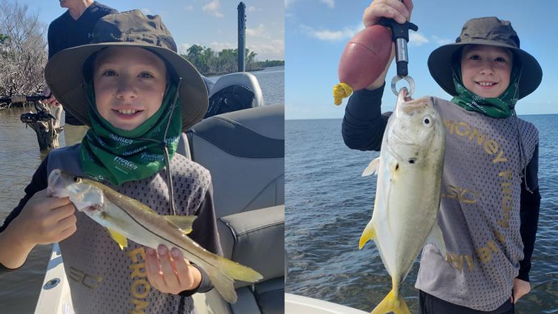 November Saltwater Fishing Report 3