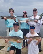 Cocoa Beach Inshore Fishing Charters