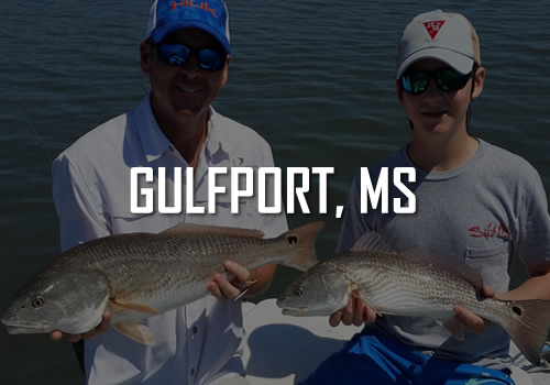 Gulfport Fishing Charters