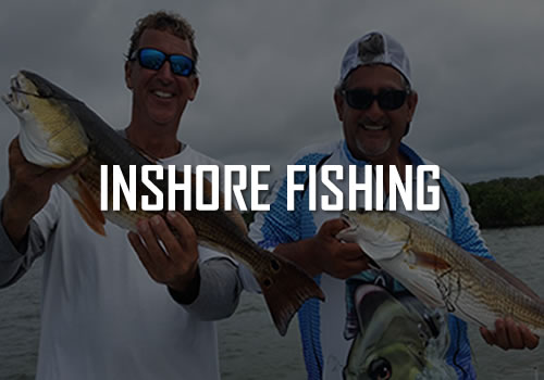 Gulfport Inshore Fishing Charters