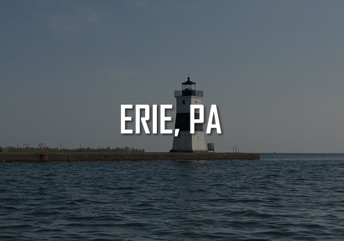 ERIE PA Fishing