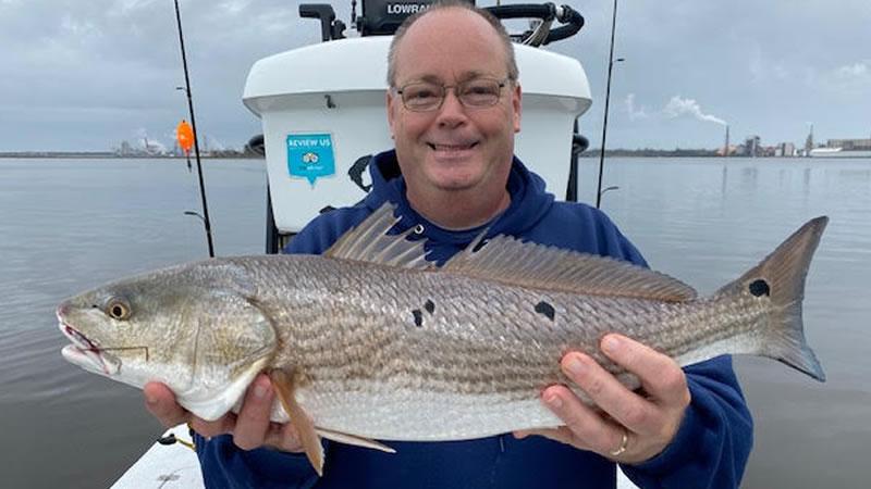 February Amelia Island Fishing 1