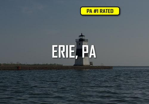 Erie PA Fishing Charters