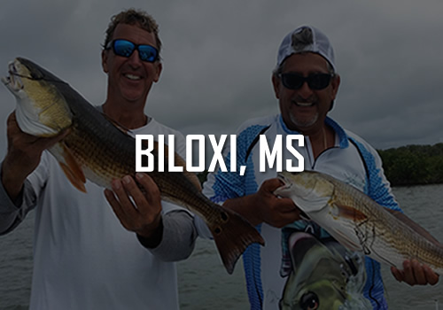 Biloxi Fishing Charters, Tours and Activities