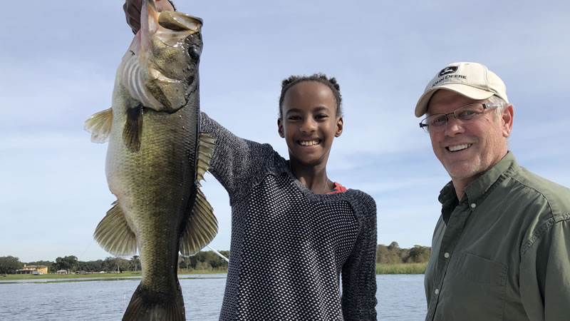 2020 Kissimmee Bass Fishing