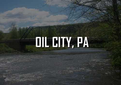 Oil City PA Fishing Charters