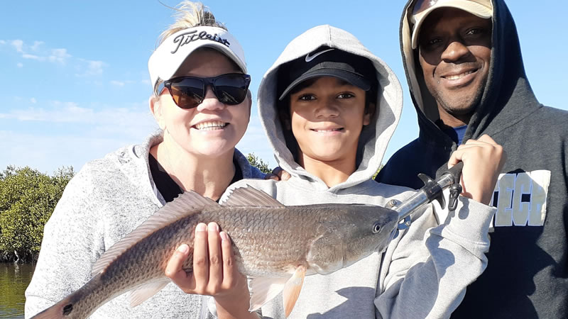 March Inshore Charters New Smyrna