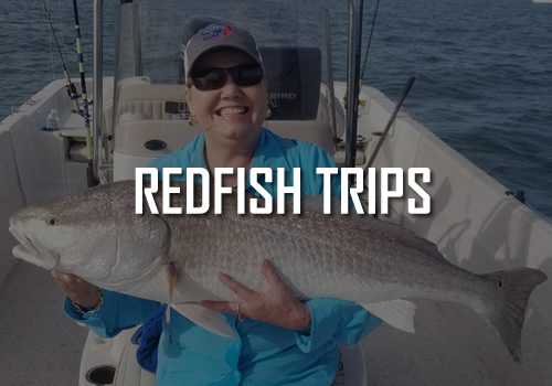 NEW ORLEANS REDFISH CHARTER