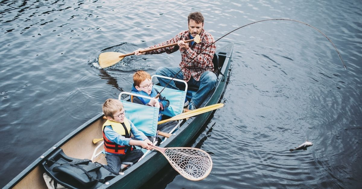 Turn Fishing into Game For Kids
