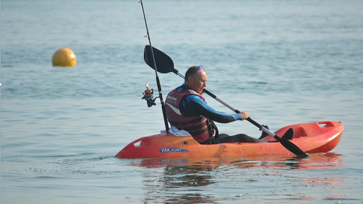 Fishing Kayak Safety Tips for a Beginner