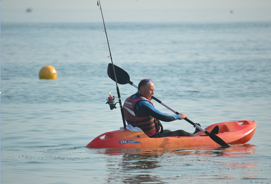 Fishing Kayak Safety Tips for a Beginner