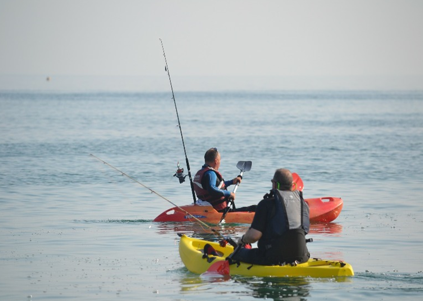 Kayak fishing is a fantastic outdoor activity