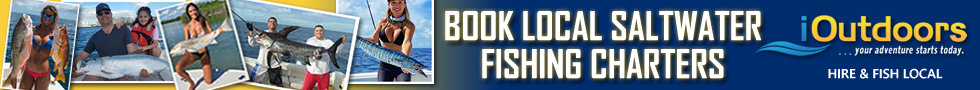 Saltwater Fellsmere Fishing Charters