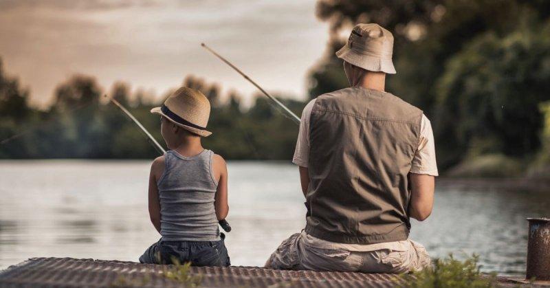 Turn Fishing into Fun For Kids