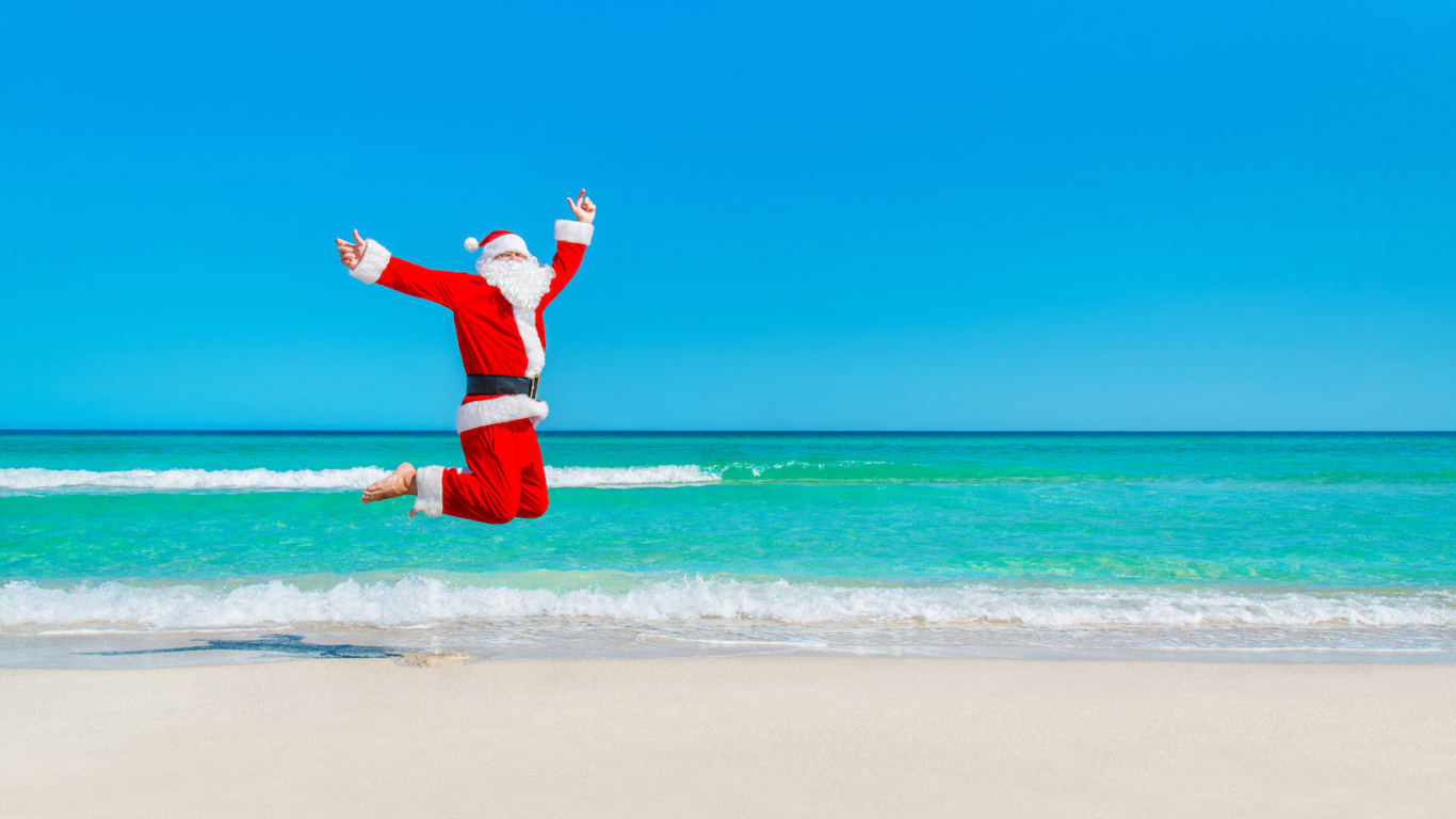 5 Reasons to Spend the Christmas Holidays in Florida